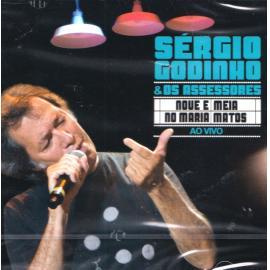 Nove E Meia No Maria Matos - Sérgio Godinho