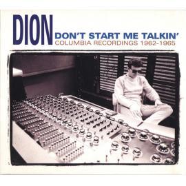 Don't Start Me Talkin' Columbia Recordings 1962-1965 - Dion