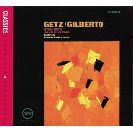 Getz / Gilberto - Stan Getz