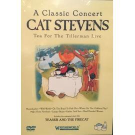 A Classic Concert: Tea For The Tillerman Live - Cat Stevens