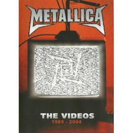 The Videos 1989 - 2004 - Metallica
