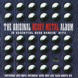 The Original Heavy Metal Album - Various Production