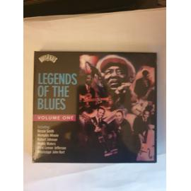 Legends Of The Blues Volume One - Various Production