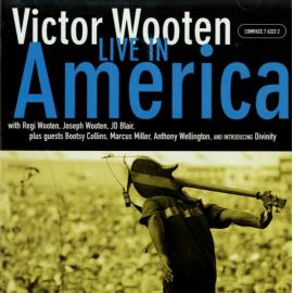 Live In America - Victor Wooten