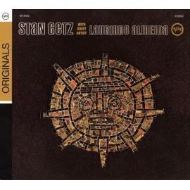 Stan Getz With Guest Artist Laurindo Almeida - Stan Getz