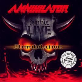 Double Live Annihilation - Annihilator