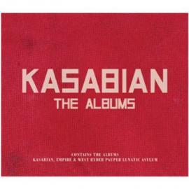 The Albums - Kasabian
