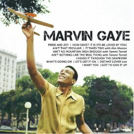 Icon - Marvin Gaye