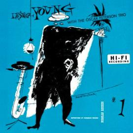 Lester Young With The Oscar Peterson Trio - Lester Young