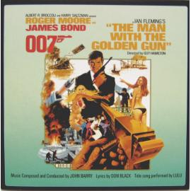 The Man With The Golden Gun (Original Motion Picture Soundtrack) - John Barry