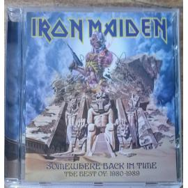 Somewhere Back In Time (The Best Of: 1980-1989) - Iron Maiden