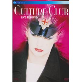 Live In Sydney - Culture Club