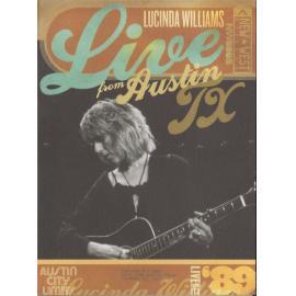 Live From Austin TX '89 - Lucinda Williams