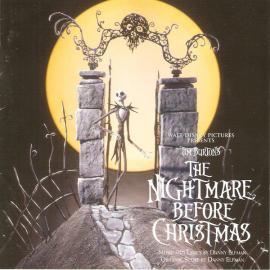 Tim Burton's The Nightmare Before Christmas - Original Motion Picture Soundtrack - Danny Elfman