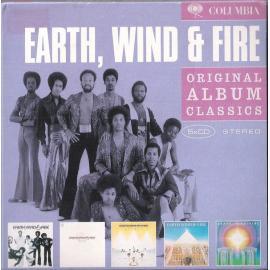 Original Album Classics - Earth, Wind & Fire