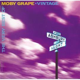 The Very Best Of Moby Grape · Vintage - Moby Grape