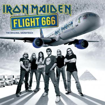 Flight 666 - The Original Soundtrack - Iron Maiden