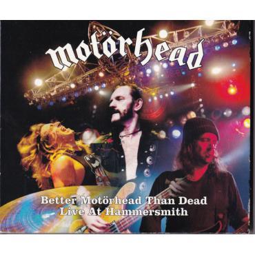 Better Motörhead Than Dead - Live At Hammersmith - Motörhead