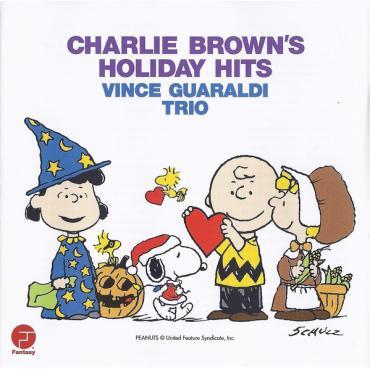 Charlie Brown's Holiday Hits - Vince Guaraldi Trio