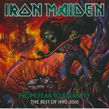 From Fear To Eternity - The Best Of 1990-2010 - Iron Maiden
