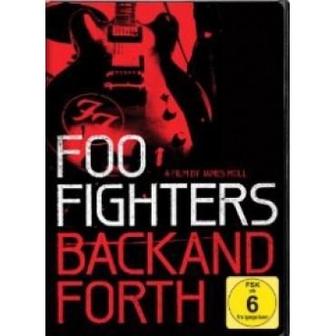 BACK & FORTH - FOO FIGHTERS