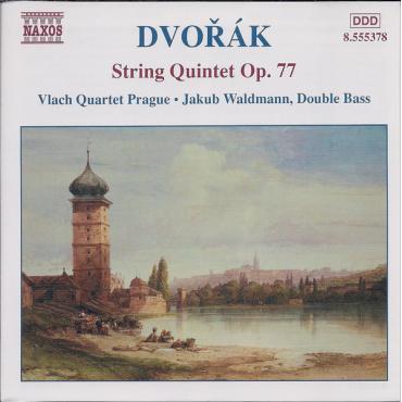 String Quintets Volume 2, Op. 77 - Antonín Dvořák