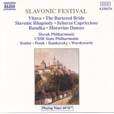 Slavonic Festival - Antonín Dvořák