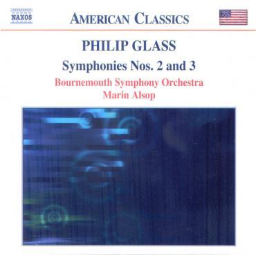 Symphony No. 2, Symphony No. 3 - Philip Glass