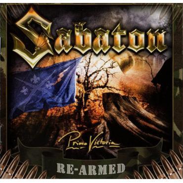 Primo Victoria Re-Armed - Sabaton