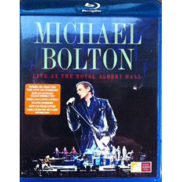 Live At The Royal Albert Hall - Michael Bolton
