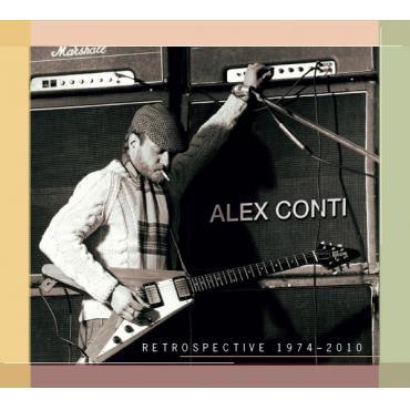 Retrospective 1974-2010 - Alex Conti