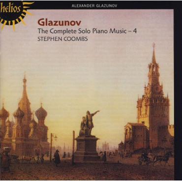 The Complete Solo Piano Music - 4 - Alexander Glazunov