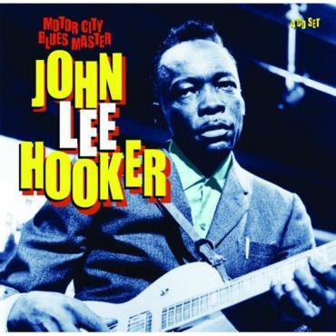Motor City Blues Master - John Lee Hooker