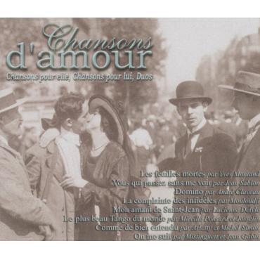 Chansons D'Amour - Various Production