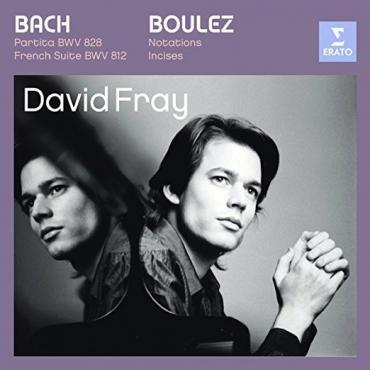 Partita BWV 828 - French Suite BWV 812 - Notations - Incises - Johann Sebastian Bach