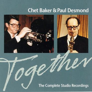 Together (The Complete Studio Recordings) - Chet Baker