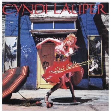 She's So Unusual - Cyndi Lauper