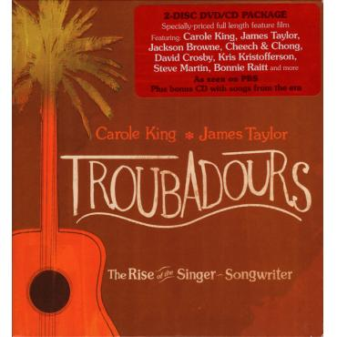 Troubadours: The Rise Of The Singer-Songwriter - Carole King