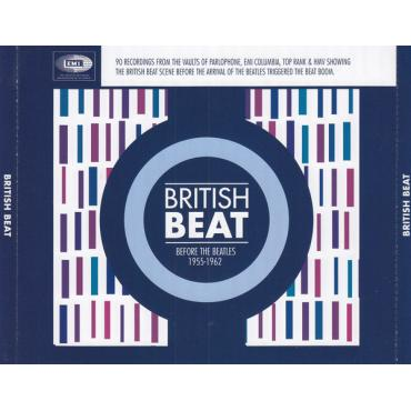 British Beat Before The Beatles 1955-1962 - Various Production