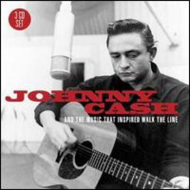 """Johnny Cash And The Music That Inspired """"Walk The Line"""" - Johnny Cash"""