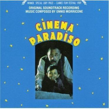 Cinema Paradiso (Original Soundtrack Recording) - Ennio Morricone
