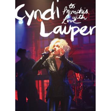 To Memphis With Love - Cyndi Lauper
