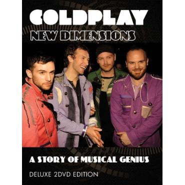 NEW DIMENSIONS - COLDPLAY