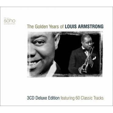 The Golden Years Of Louis Armstrong - Louis Armstrong
