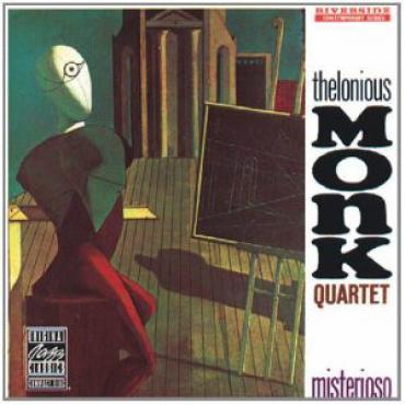 Misterioso - The Thelonious Monk Quartet