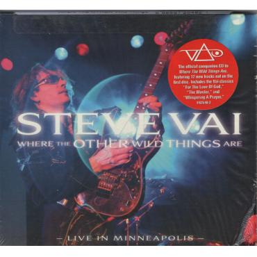 Where The Other Wild Things Are - Steve Vai