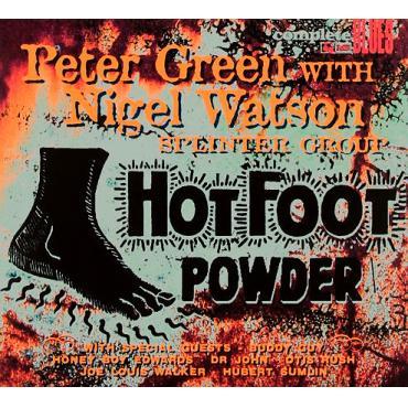 Hot Foot Powder - Peter Green Splinter Group