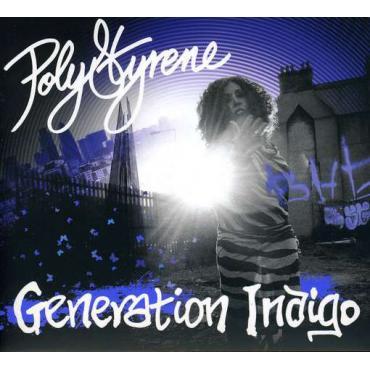 Generation Indigo - Poly Styrene