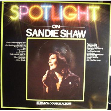 Spotlight On Sandie Shaw - Sandie Shaw