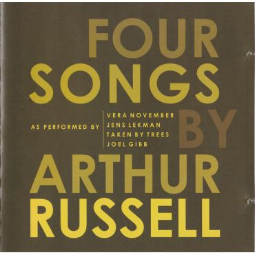 Four Songs By Arthur Russell - Various Production